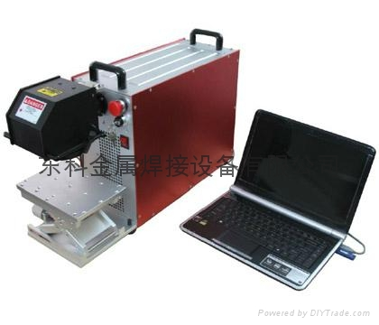 序列大標籤激光打標機 4