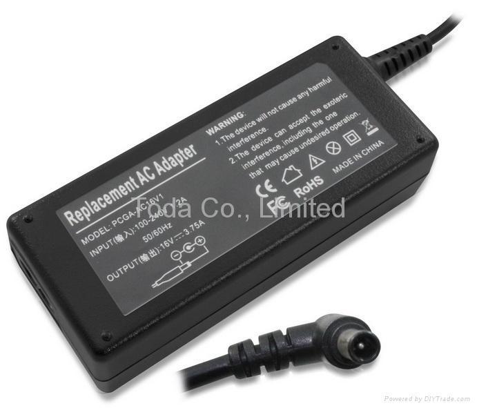 索尼Sony笔记本电源适配器 2
