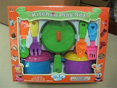 kitchen play set, kitchen set toy