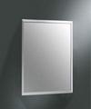 亮面不锈钢包边浴室镜 1