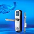 RFID Hotel Card Lock #6600-76  2