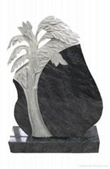 art granite monument