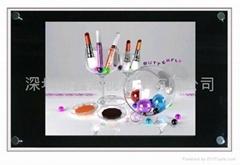 廠家供應15寸化妝品專櫃傳媒廣告機
