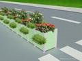 模塊化組合花盆