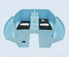 立體鞍式綠化箱