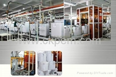 Drum Type Washing Machine Inner Drum Punching & Flanging Forming Line