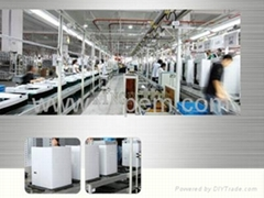 Washing Machine outer Shell Forming Line