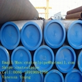 Thailand API 5L Black Steel Pipe