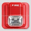 Inside Fire Sound & Flash Alarm Siren