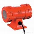 Small Industrial burglar Alarm Sirens