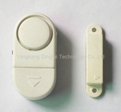 door and window detector alarm
