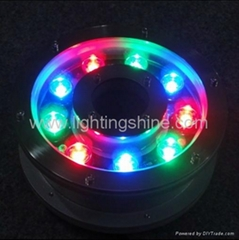 18w LED underwater light 24V