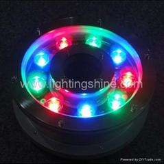 18w LED underwater light 24V