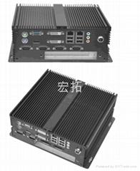 盒式電腦工控機觸摸屏生產商