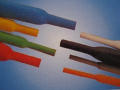 Heat-shrinkable PE tubes