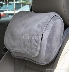 All-Use Car Massage Pillow