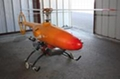 Agricultural unmanned helicopter