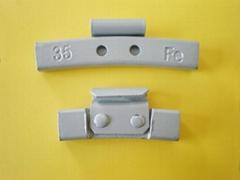 铁质卡钩式平衡块