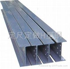 高频焊接H型钢500*250*8*12