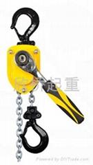 轻小型环链手扳葫芦用途