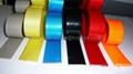 polyurethane (urethane or TPU ) coated webbing and polyurethane belt