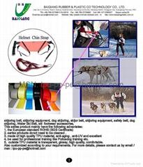 skijoring equipment accessories
