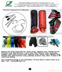 protection equipment accessories - goalkeeper kicker strap