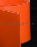 Safety strap of TPU coated webbing safety belt