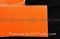 Safety strap of TPU coated webbing safety belt 2