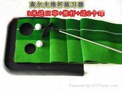 3M高爾夫推杆練習器帶練習球具