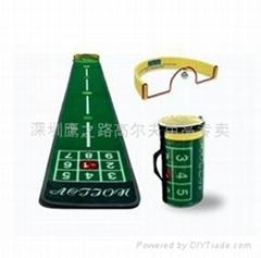 韩国铃铛型高尔夫推杆练习器
