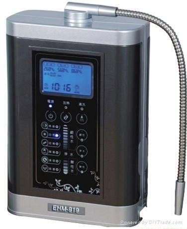 加熱型電解水機Alkaline water ionizer 1