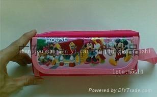 卡通米奇铅笔盒 1