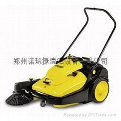 手推式掃地機吸塵清掃車