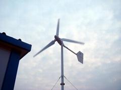 1500W風光互補型風力發電機