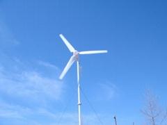 800W路燈型風力發電機