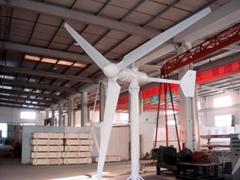 10KW風力發電機系統