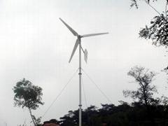 2500W Off-grid wind turbine