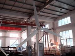 7000W風光互補型風力發電機