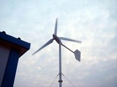 1500W路燈型風力發電機