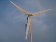 20KW微型風力發電機