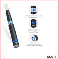 2013 newest design with LCD display e-cigarette KGO-T
