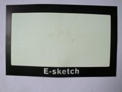 EL写字板发光T恤