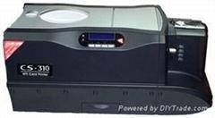 HITI呈妍CS-310彩色人像卡证卡打印机