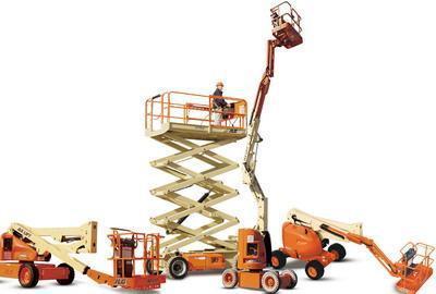 33米高空作業車租賃 發電機租賃 1