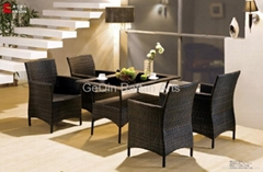 藤椅,藤桌