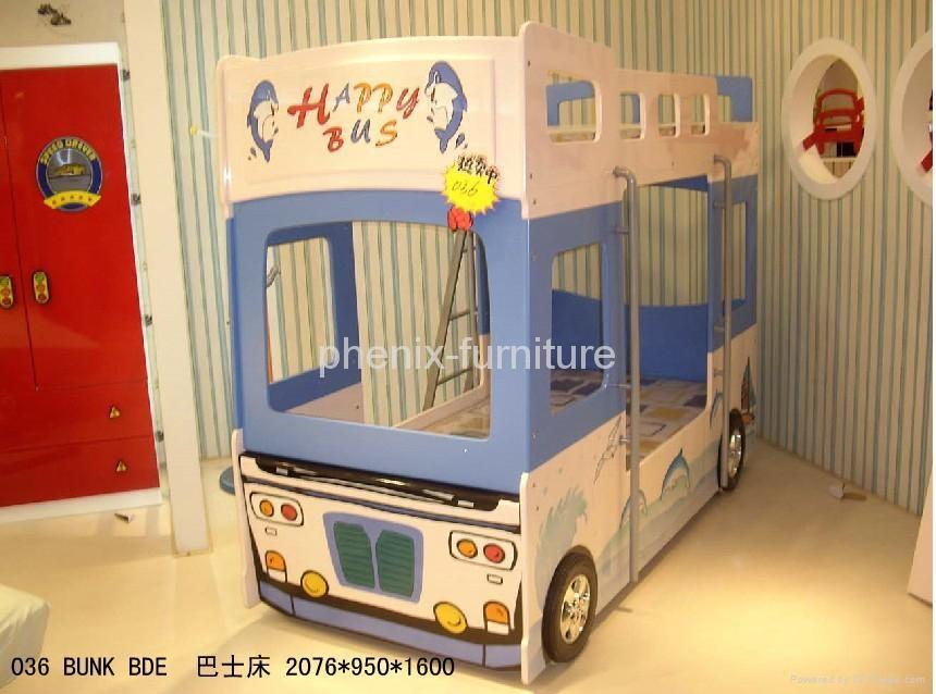 modern bunk bed 1