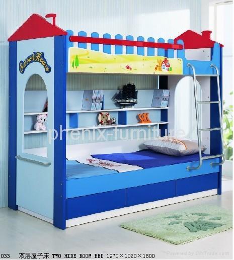 bunk bed for children 1