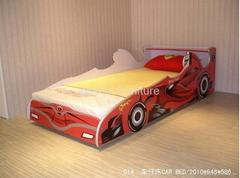 children car bed