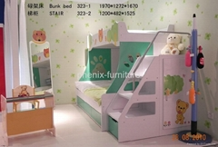 well-received bunk bed